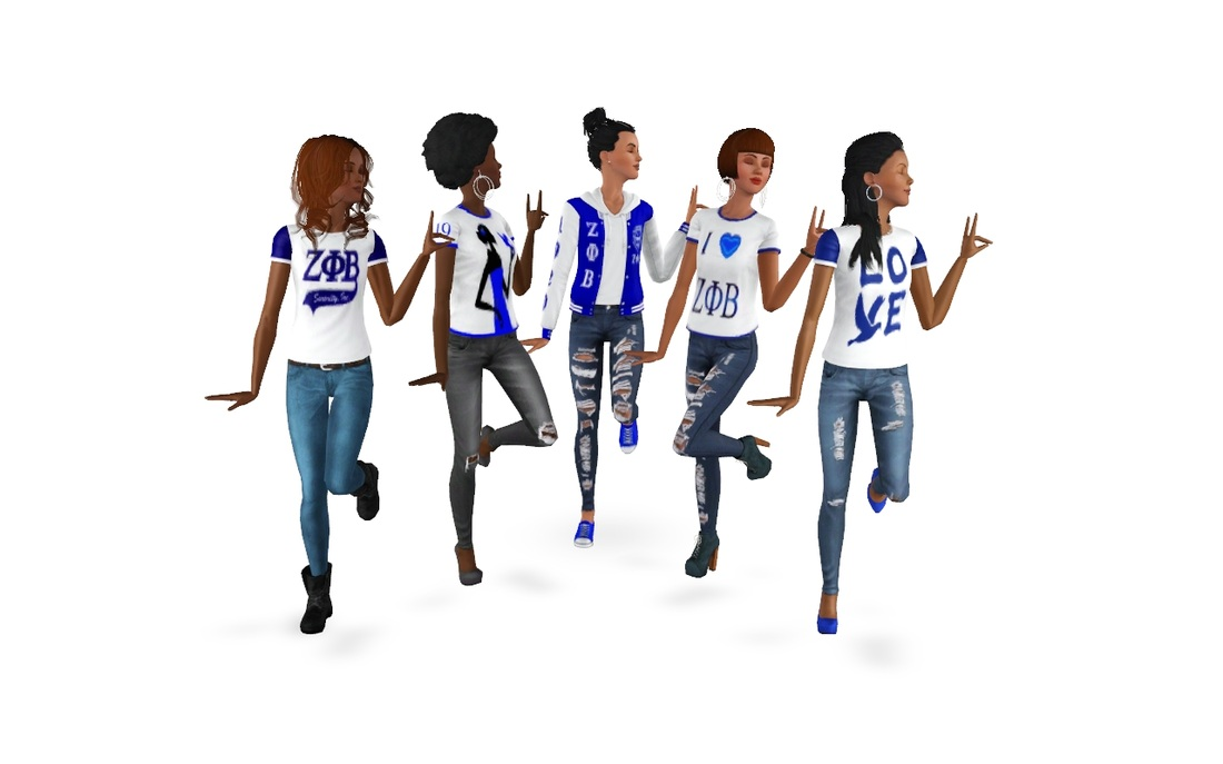 Sims Go Greek - Downloads